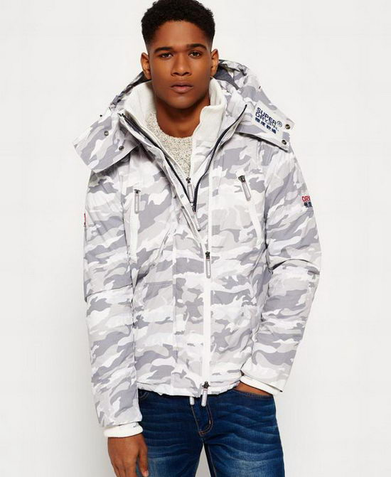 Superdry Jacket Mens ID:201911a132