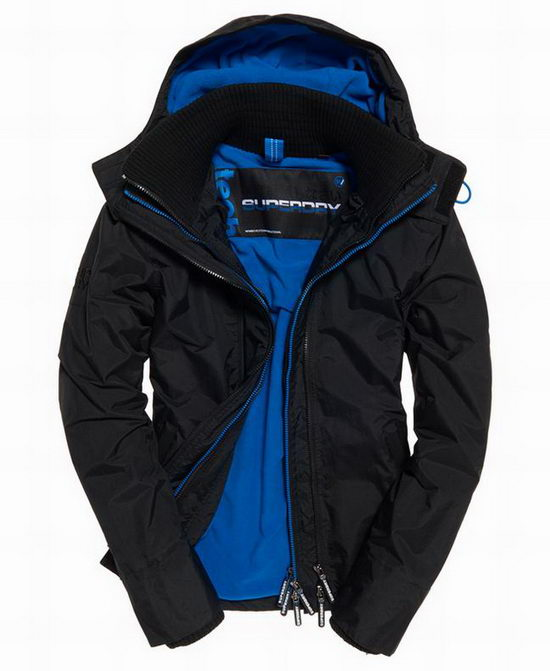 Superdry Jacket Mens ID:201911a156