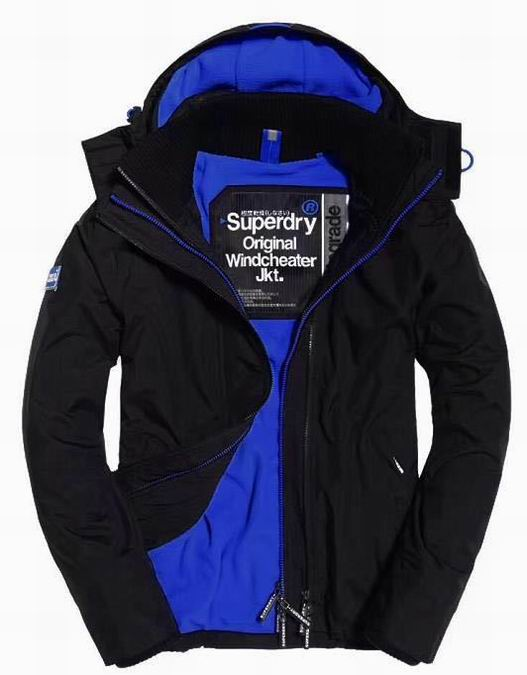 Superdry Jacket Mens ID:201911a157