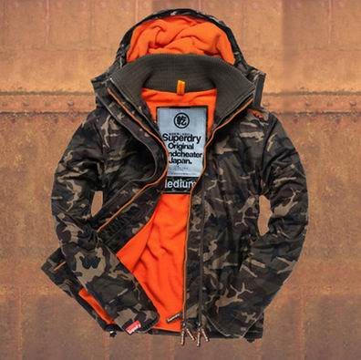 Superdry Jacket Mens ID:201911a158