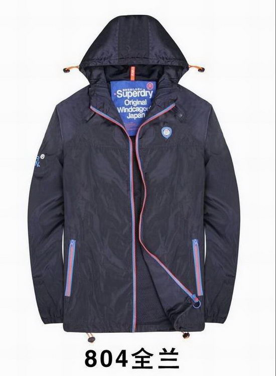 Superdry Jacket Mens ID:201911a159
