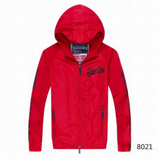 Superdry Jacket Mens ID:201911a160