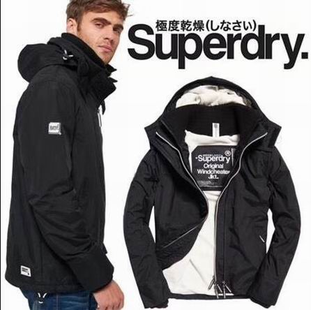 Superdry Jacket Mens ID:201911a133