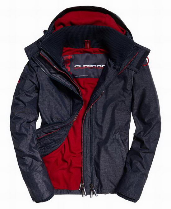 Superdry Jacket Mens ID:201911a164