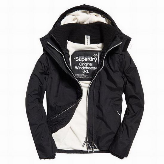 Superdry Jacket Mens ID:201911a166