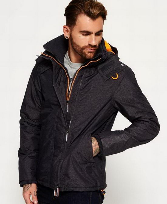Superdry Jacket Mens ID:201911a168