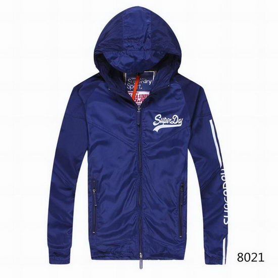 Superdry Jacket Mens ID:201911a175