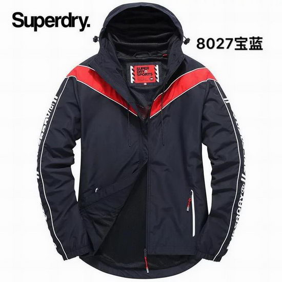 Superdry Jacket Mens ID:201911a178
