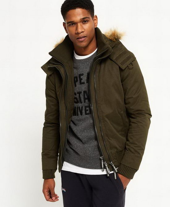 Superdry Jacket Mens ID:201911a180