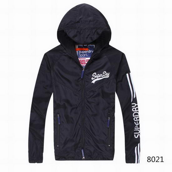 Superdry Jacket Mens ID:201911a185