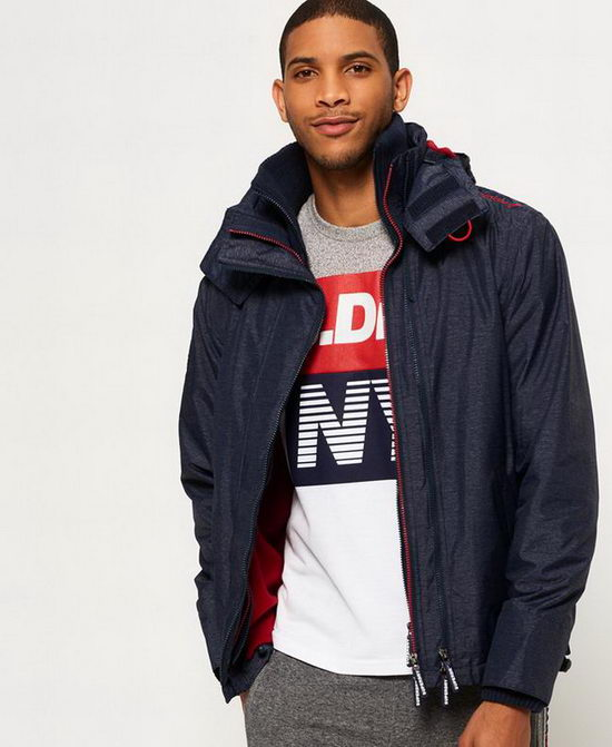 Superdry Jacket Mens ID:201911a186