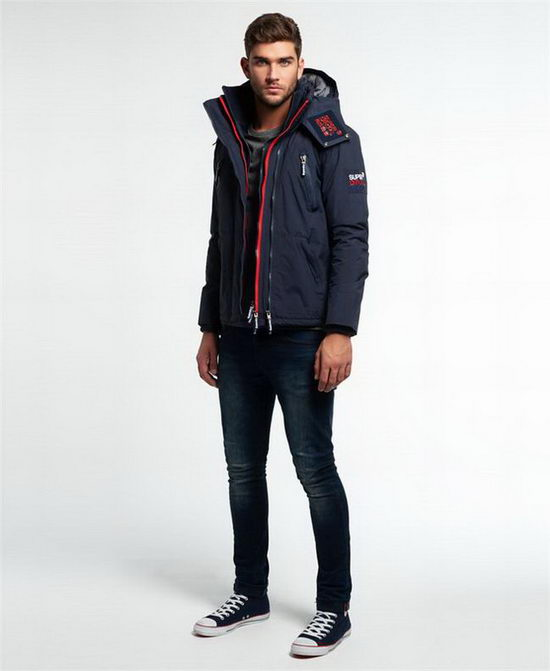 Superdry Jacket Mens ID:201911a190