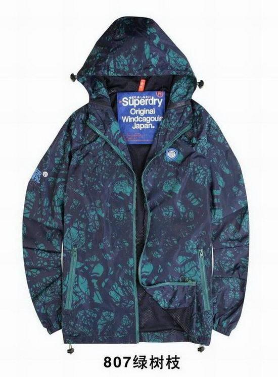 Superdry Jacket Mens ID:201911a191