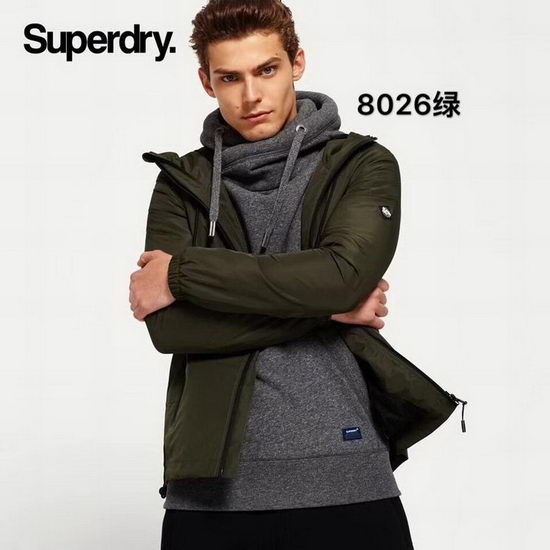 Superdry Jacket Mens ID:201911a135