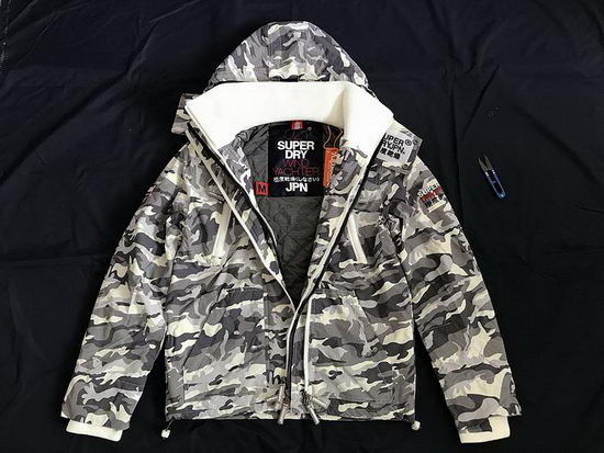 Superdry Jacket Mens ID:201911a136