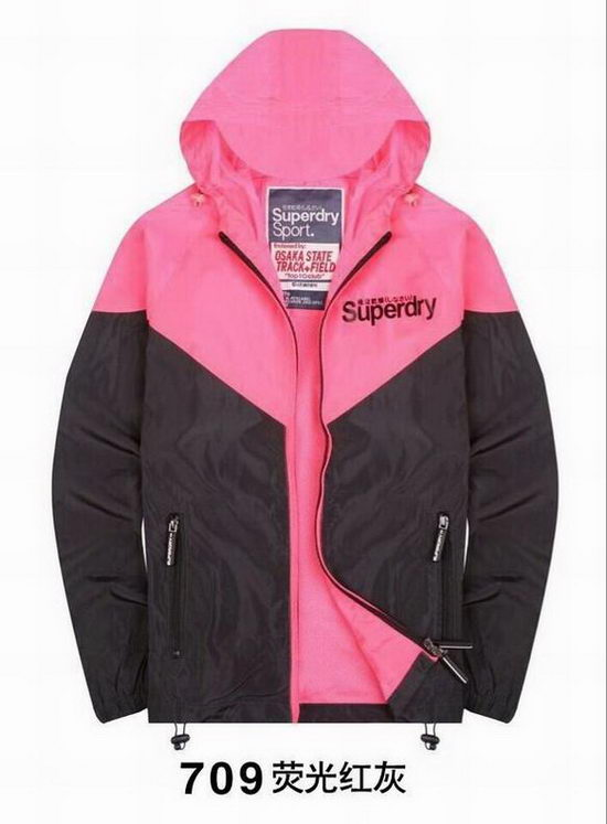 Superdry Jacket Mens ID:201911a204