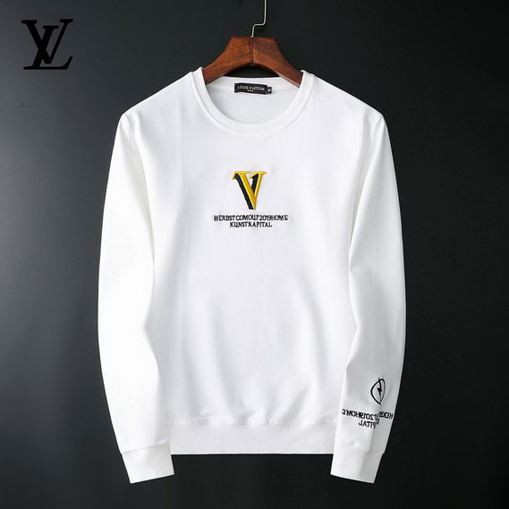 Louis Vuitton Sweatshirt Mens ID:201912b243