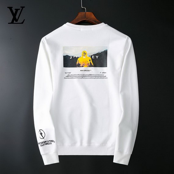 Louis Vuitton Sweatshirt Mens ID:201912b244