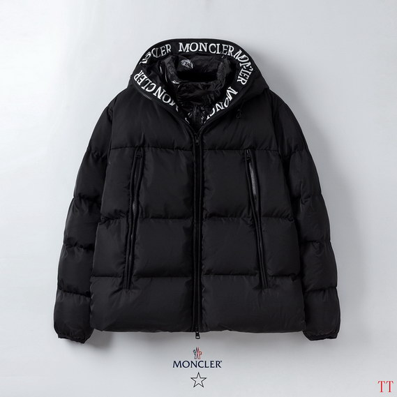 Moncler Down Jacket Unisex ID:201912b251