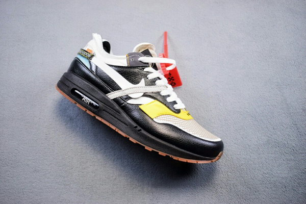 Nike Air Max 1 Off White Unisex ID:202001a1