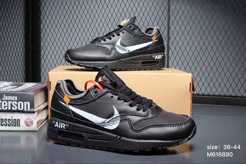 Nike Air Max 1 Off White Unisex ID:202001a2
