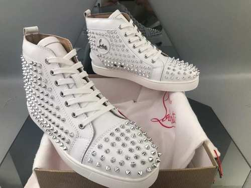 Christian Louboutin Shoes Unisex ID:202003b177