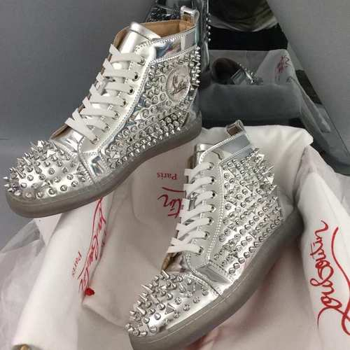 Christian Louboutin Shoes Unisex ID:202003b180