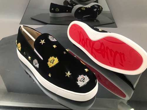 Christian Louboutin Shoes Unisex ID:202003b181