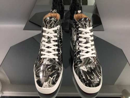 Christian Louboutin Shoes Unisex ID:202003b183