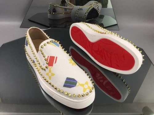 Christian Louboutin Shoes Unisex ID:202003b186