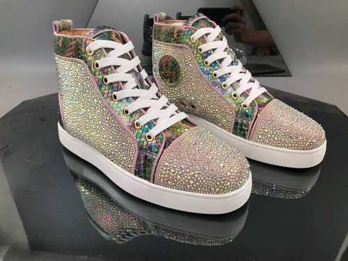 Christian Louboutin Shoes Unisex ID:202003b190