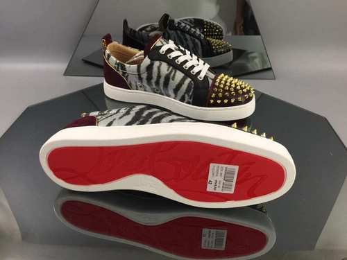 Christian Louboutin Shoes Unisex ID:202003b195