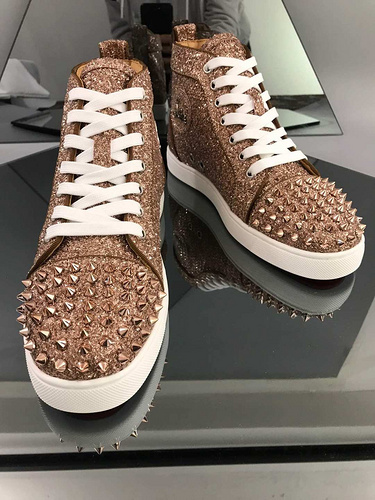 Christian Louboutin Shoes Unisex ID:202003b88