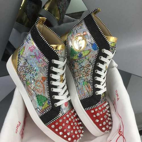 Christian Louboutin Shoes Unisex ID:202003b89