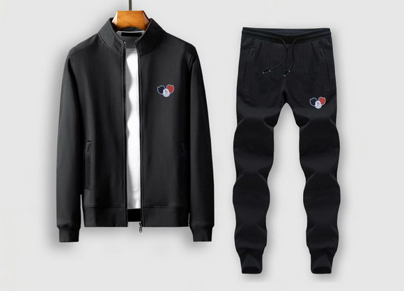 Moncler Tracksuit Mens ID:202003a11