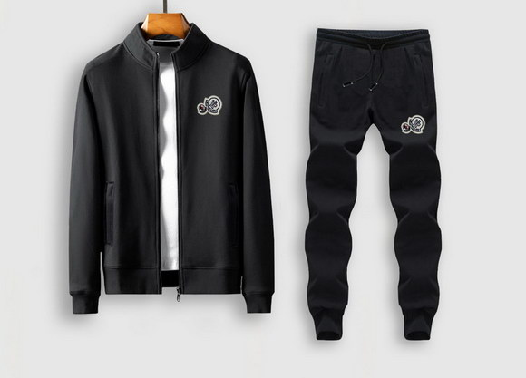 Moncler Tracksuit Mens ID:202003a12
