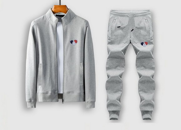 Moncler Tracksuit Mens ID:202003a15