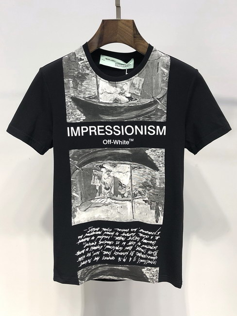 Off White T-Shirt Mens ID:202003d320