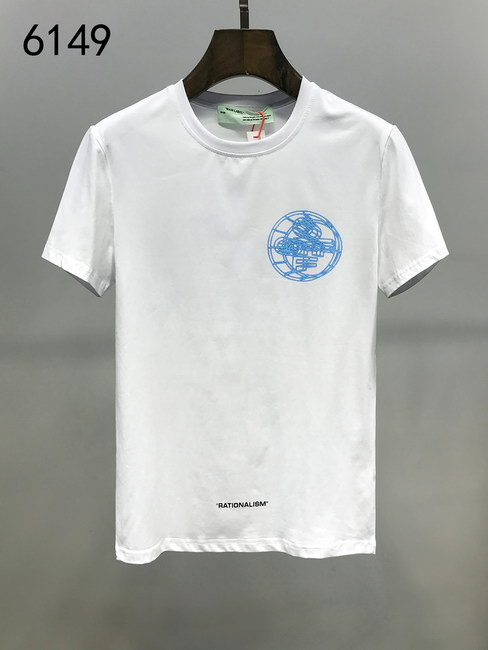 Off White T-Shirt Mens ID:202003d325