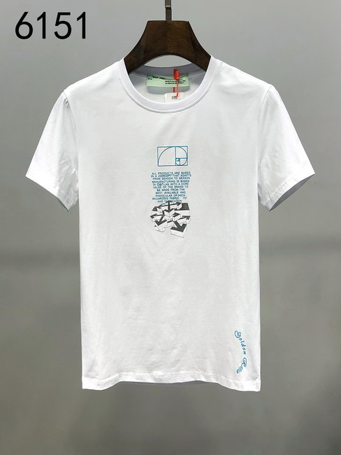 Off White T-Shirt Mens ID:202003d329