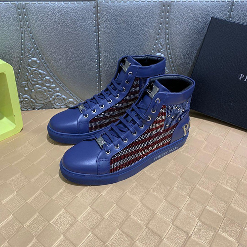 Philipp Plein Shoes Mens ID:202003b619