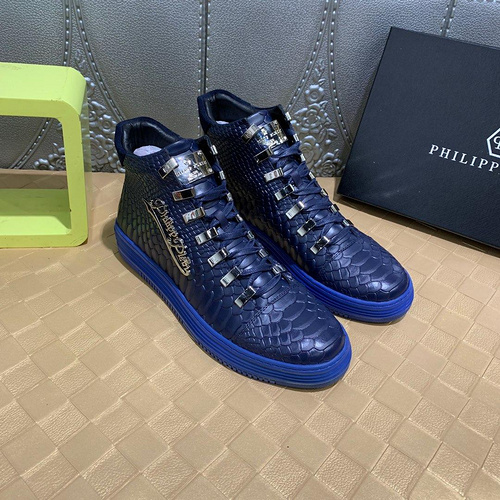 Philipp Plein Shoes Mens ID:202003b620