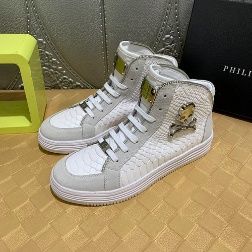 Philipp Plein Shoes Mens ID:202003b621