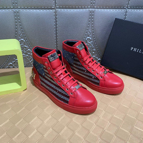 Philipp Plein Shoes Mens ID:202003b623