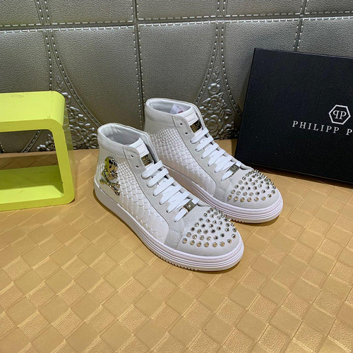 Philipp Plein Shoes Mens ID:202003b613