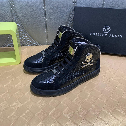 Philipp Plein Shoes Mens ID:202003b614