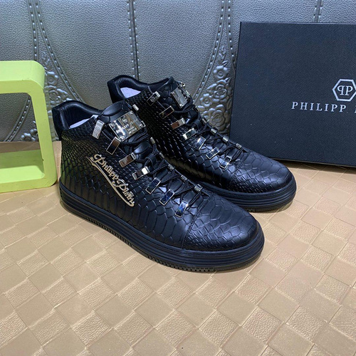 Philipp Plein Shoes Mens ID:202003b616