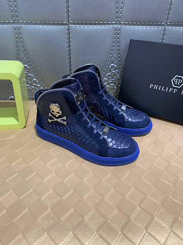 Philipp Plein Shoes Mens ID:202003b617