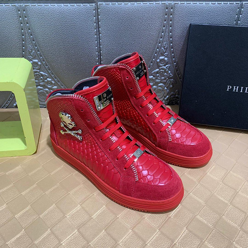 Philipp Plein Shoes Mens ID:202003b618