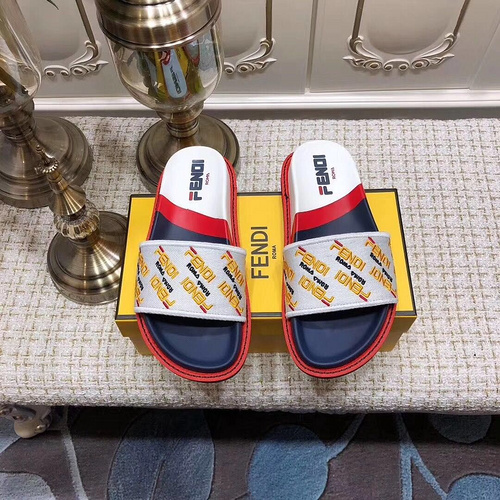 Mixed Brand Slippers Unisex ID:202004a129